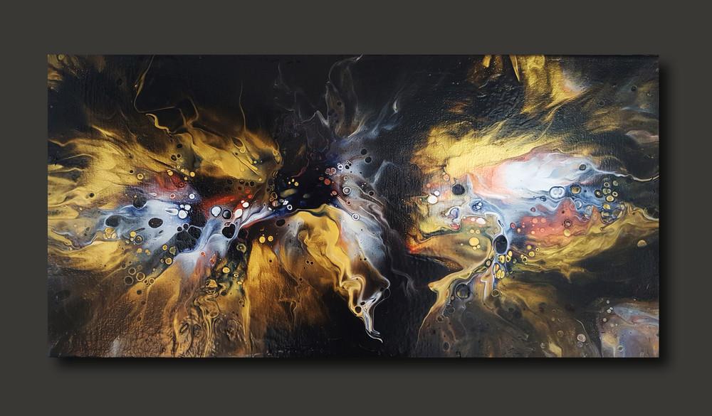 60-30 canvas Angel Kiss