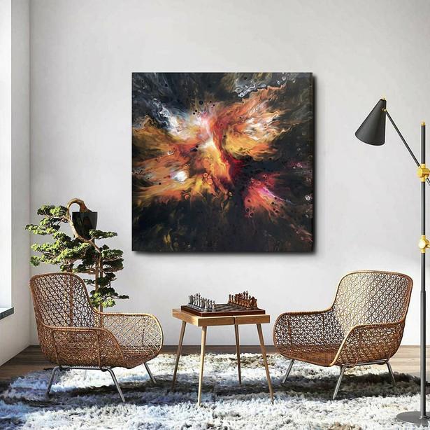 50-50 canvas Phoenix