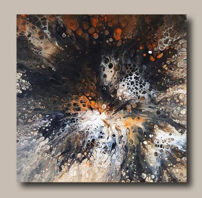 50-50 canvas Rencontre