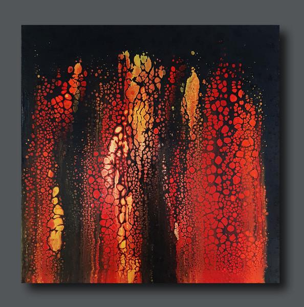50-50 canvas Treasure of Erebor