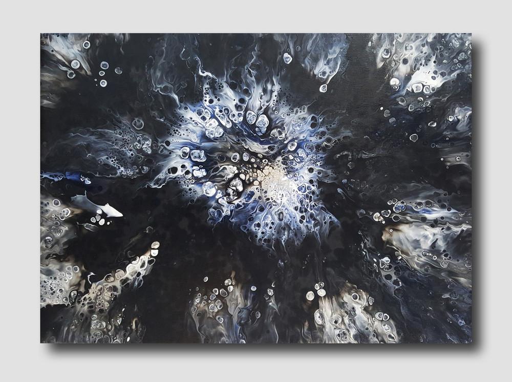 70-50 canvas Atmospheric Night