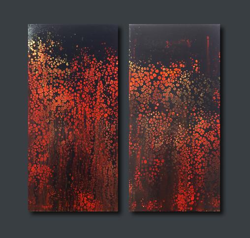 30-60 canvas Muladhara