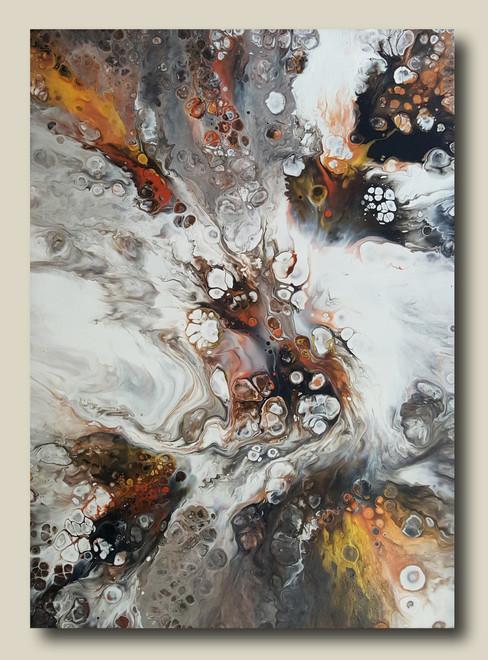 50-70  canvas Mystique Copper
