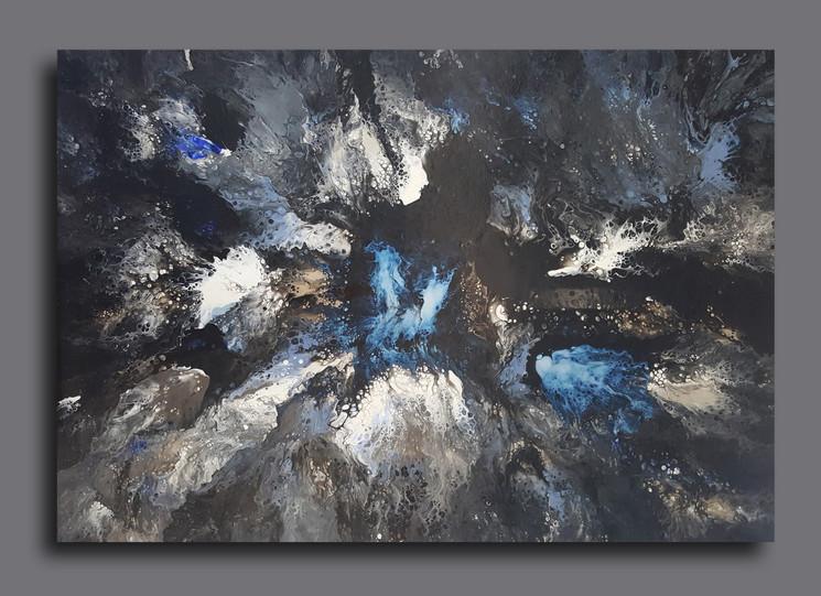 90-130 canvas Apocalyptyca