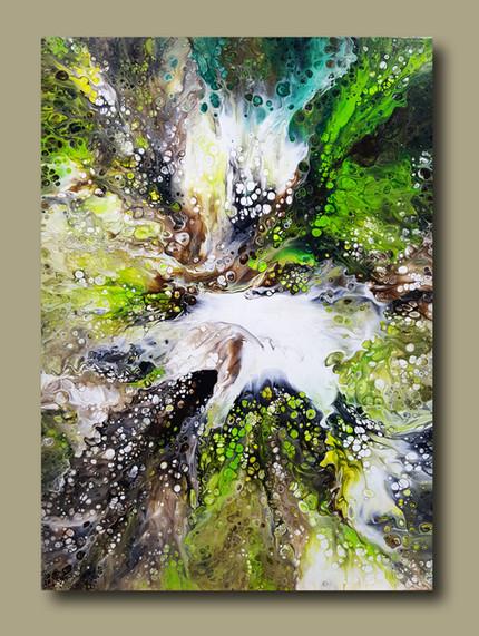 50-70 canvas Lothlórien