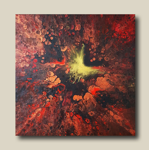 50-50 canvas The Butterfly Effect