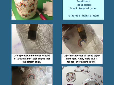 Make a Gratitude Jar