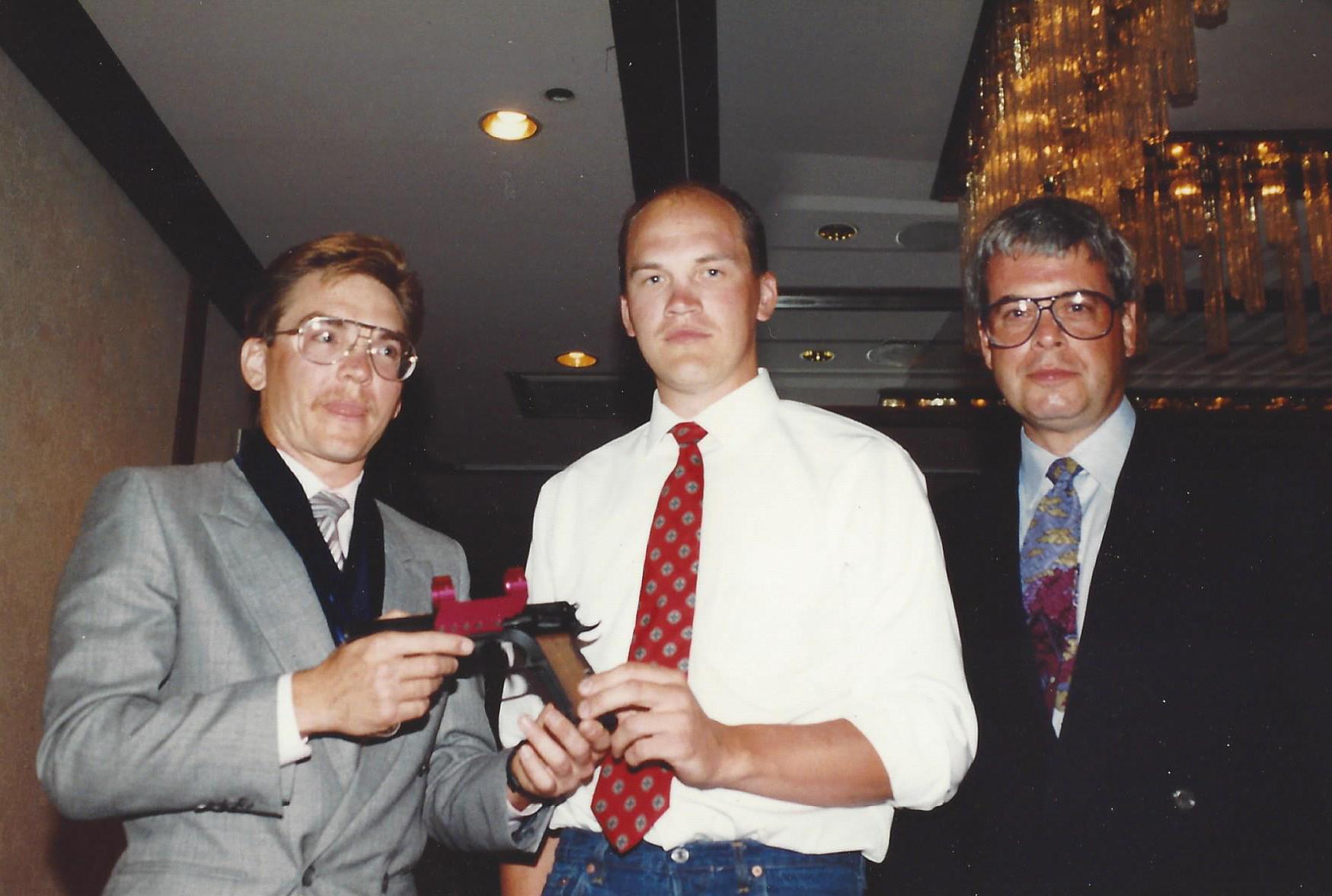 00024 1993 IPSC North American champions