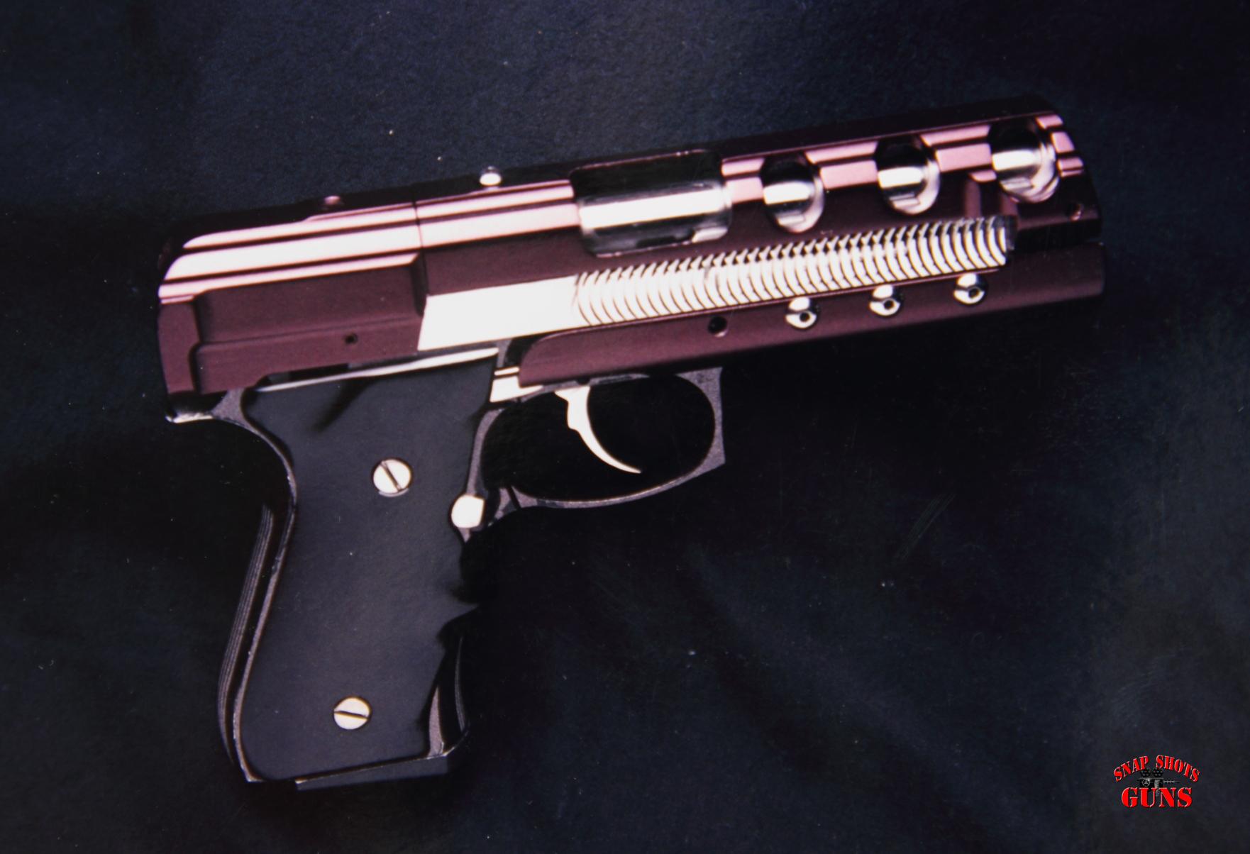 Flura's gun
