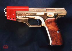Rex's gun