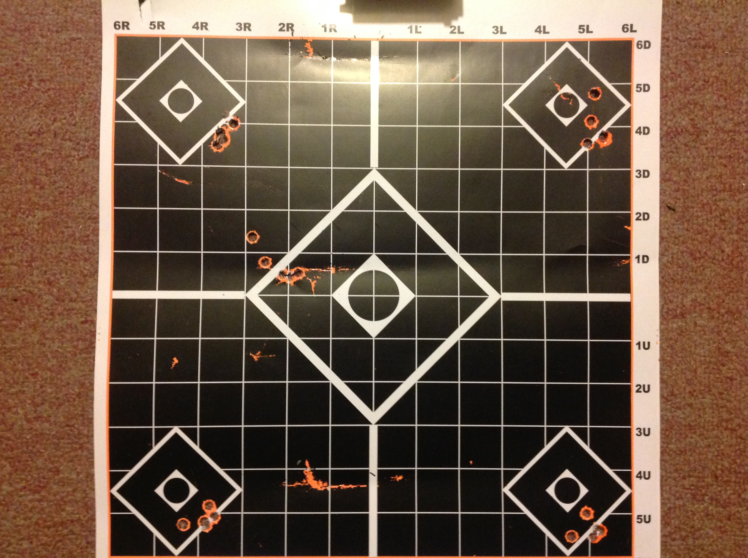 6mm creedmoor borden first target