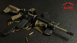 Tricked out Norinco M-4