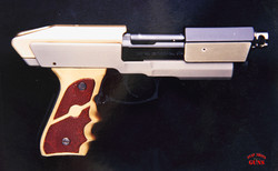 Kelp's gun