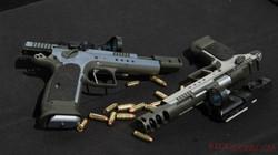 custom tanfoglio 9mm major