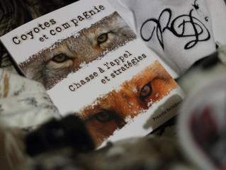 Coyotes & compagnie, a book by Francis Robidoux