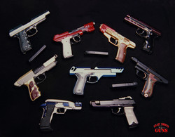 The guns of Pluto Nash