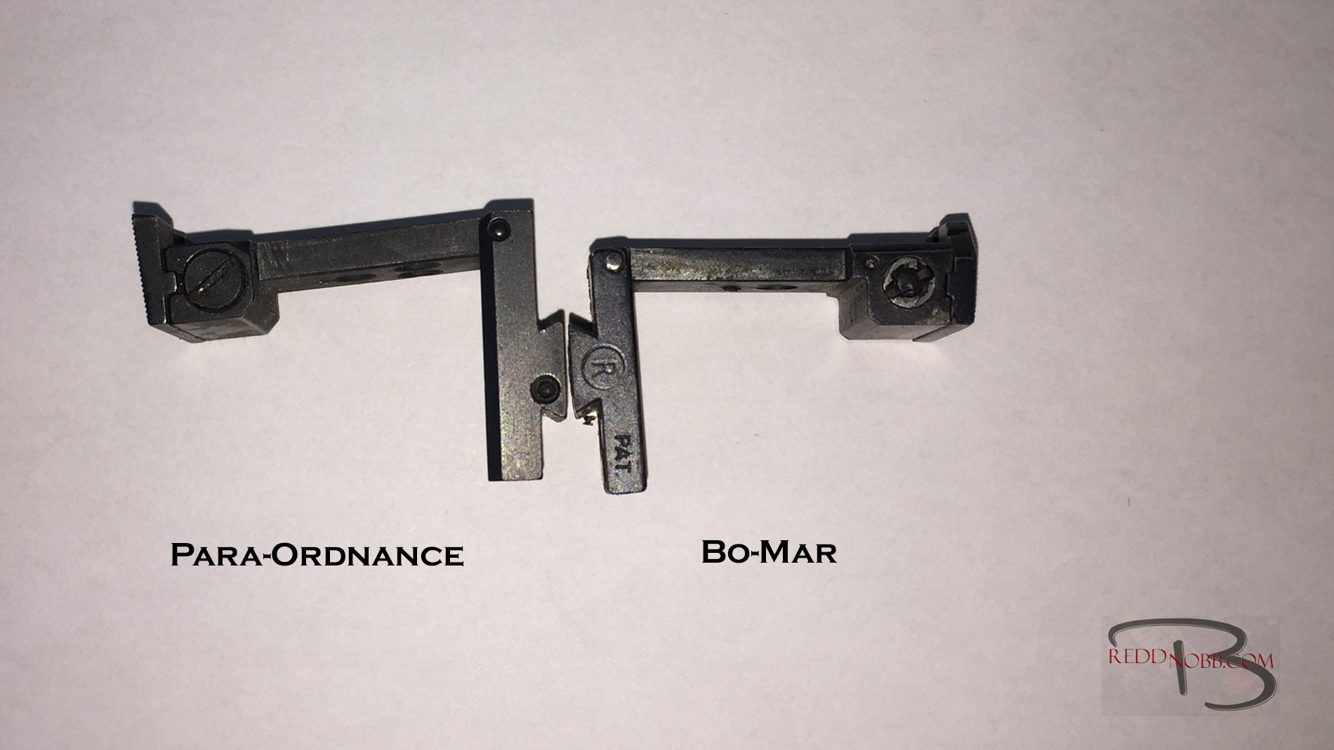 Para-Ord vs Bo-Mar