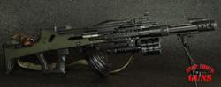 Guns of Riddick, Diaz