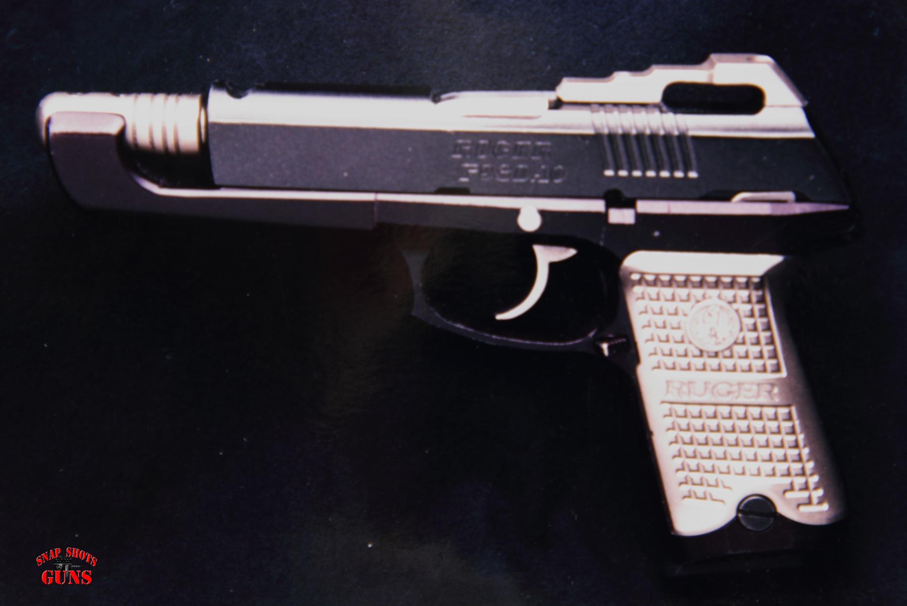 Belcher's gun