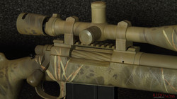 the Deeramator custom rem 700 26 Nos
