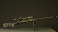custom remington 700 .220 swift