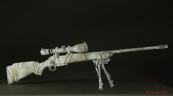 custom remington 722 .243 winchester
