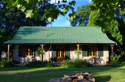 Milk Cottage front