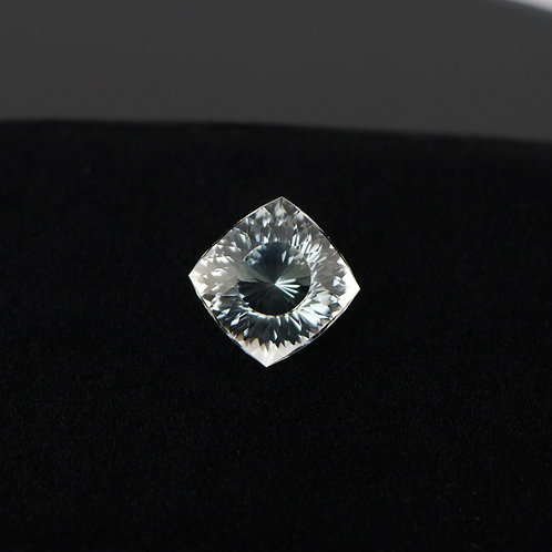 Portuguese Cushion Cut Natural Topaz