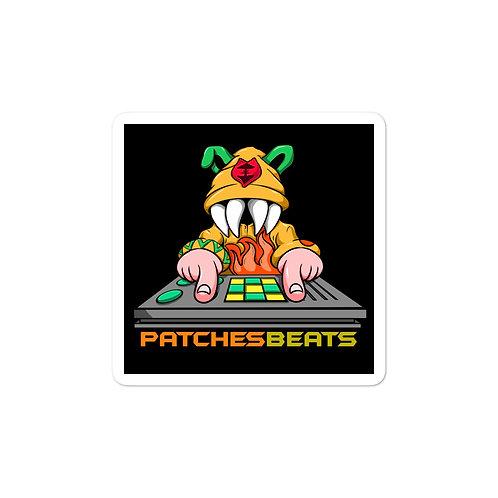PatchesBeats Sticker Slaps