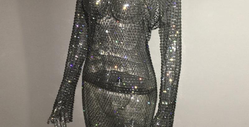 Glitz & Glam Dress
