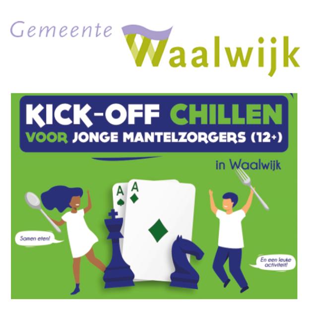 WAALWIJK - KICK-OFF CHILLEN