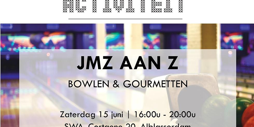 JMZ aan Z Bowlen & Gourmetten