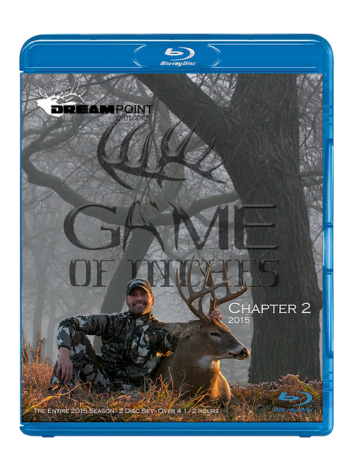 Game Of Inches: Chapter 2 BluRay
