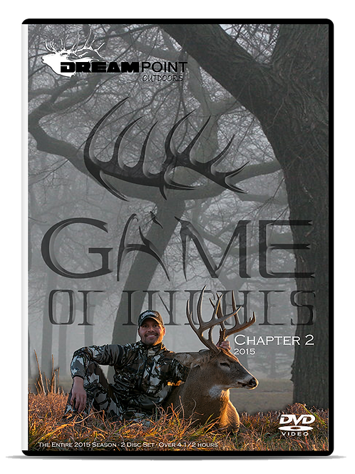 Game Of Inches: Chapter 2 DVD