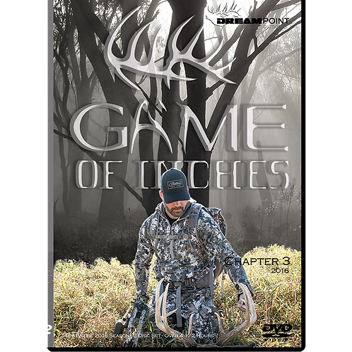 Game Of Inches: Chapter 3 DVD