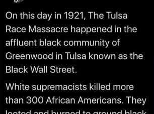 America, This Won't Stop Until We Dismantle the Narrative of Racial Difference!