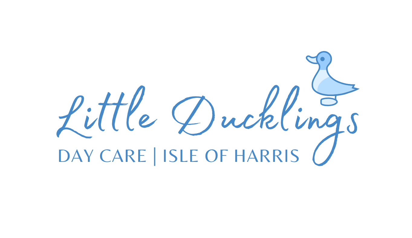 Little Ducklings Day Care - Logo