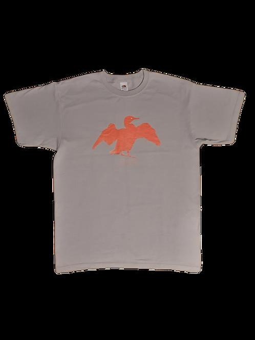 Grey IOHM T-shirt