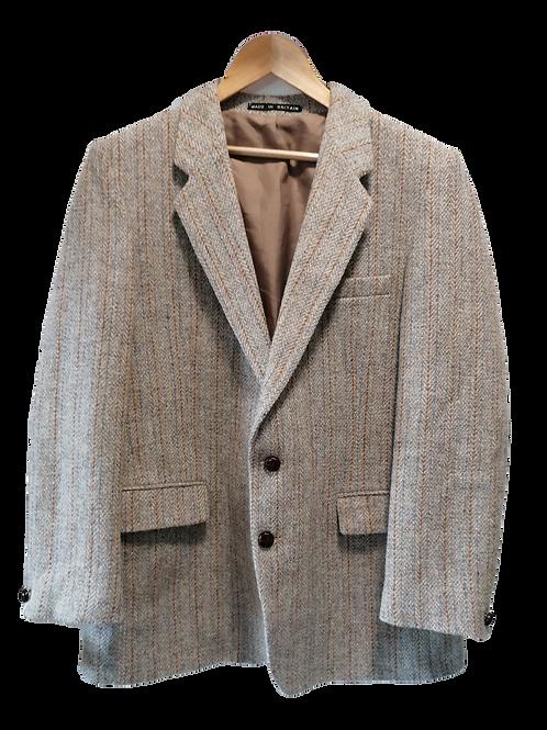 Vintage Greenwoods Harris Tweed Jacket