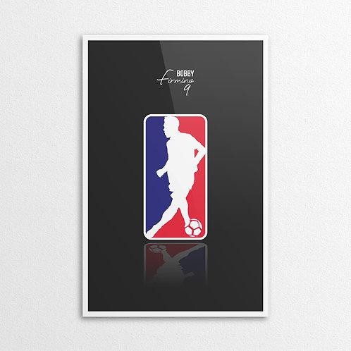 BOBBY x NBA Poster