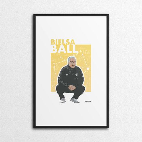 BIELSA BALL Print