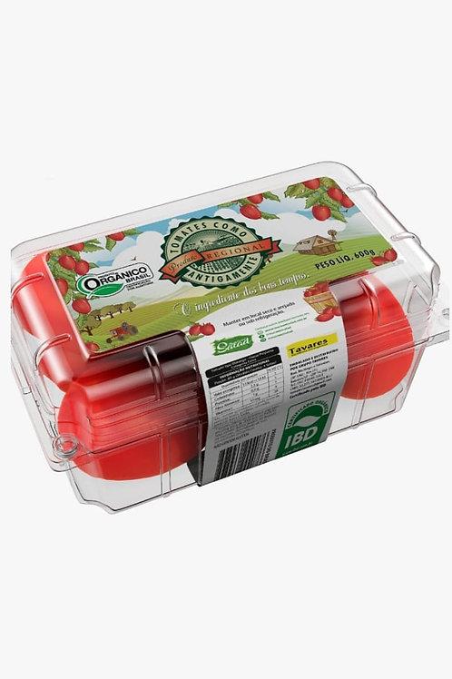 Tomate Salada Orgânico - Tomate Como Antigamente