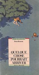 Peter Benson writer novel