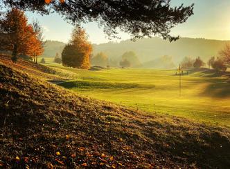 Golf Vuissens Parcours Automne