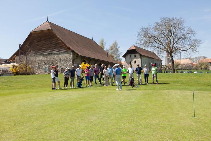 Golf Vuissens Portes ouvertes Green