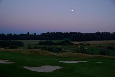 Golf Vuissens Parcours nuit