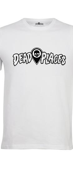 Dead Places Logo Tee