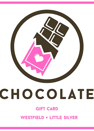 $25 Chocolate Bar Gift Card