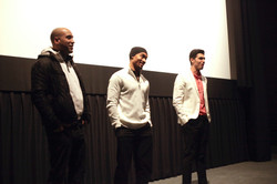 Q and A with the Producers/Director