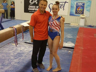Maile O'Keefe Wins the AA at June NTC